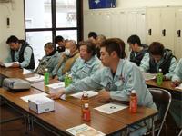 人材育成(社内勉強会の継続実施による人間力強化)
